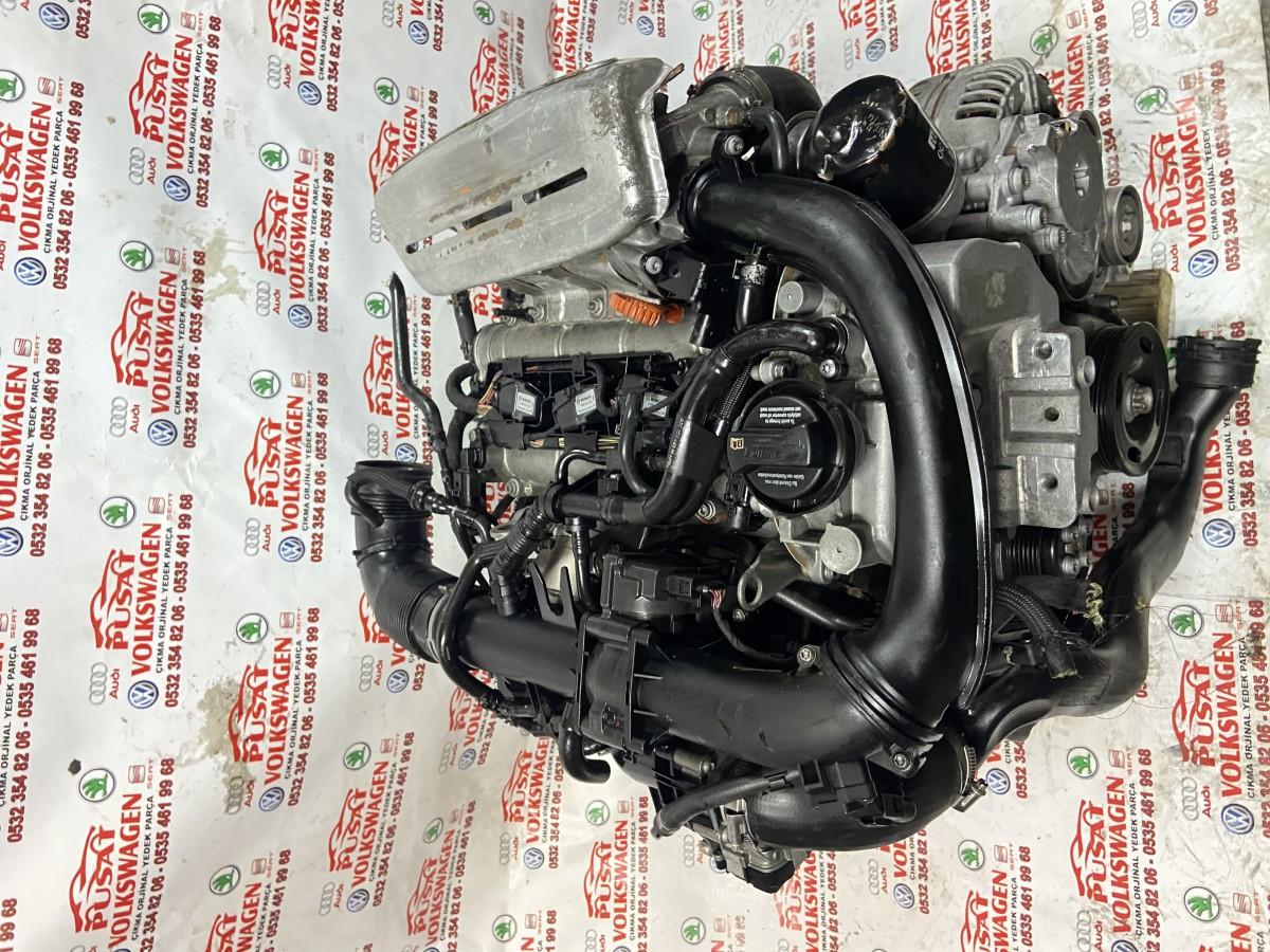 volkswagen scirocco tiguan passat cc 1.4 tsi 160'lık CAV çıkma motor