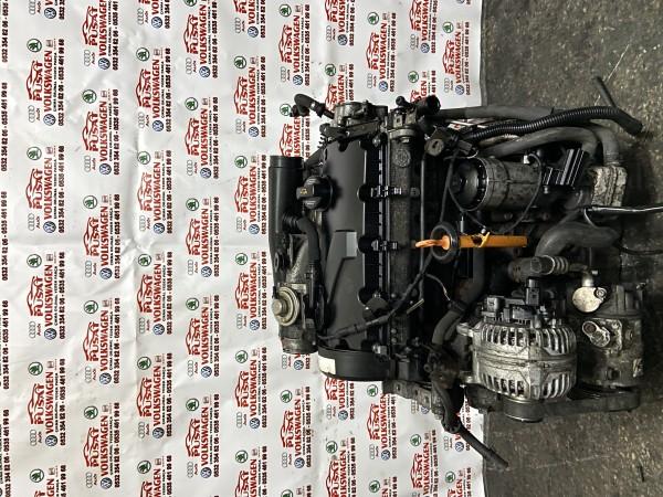 Caddy 1.9 motor