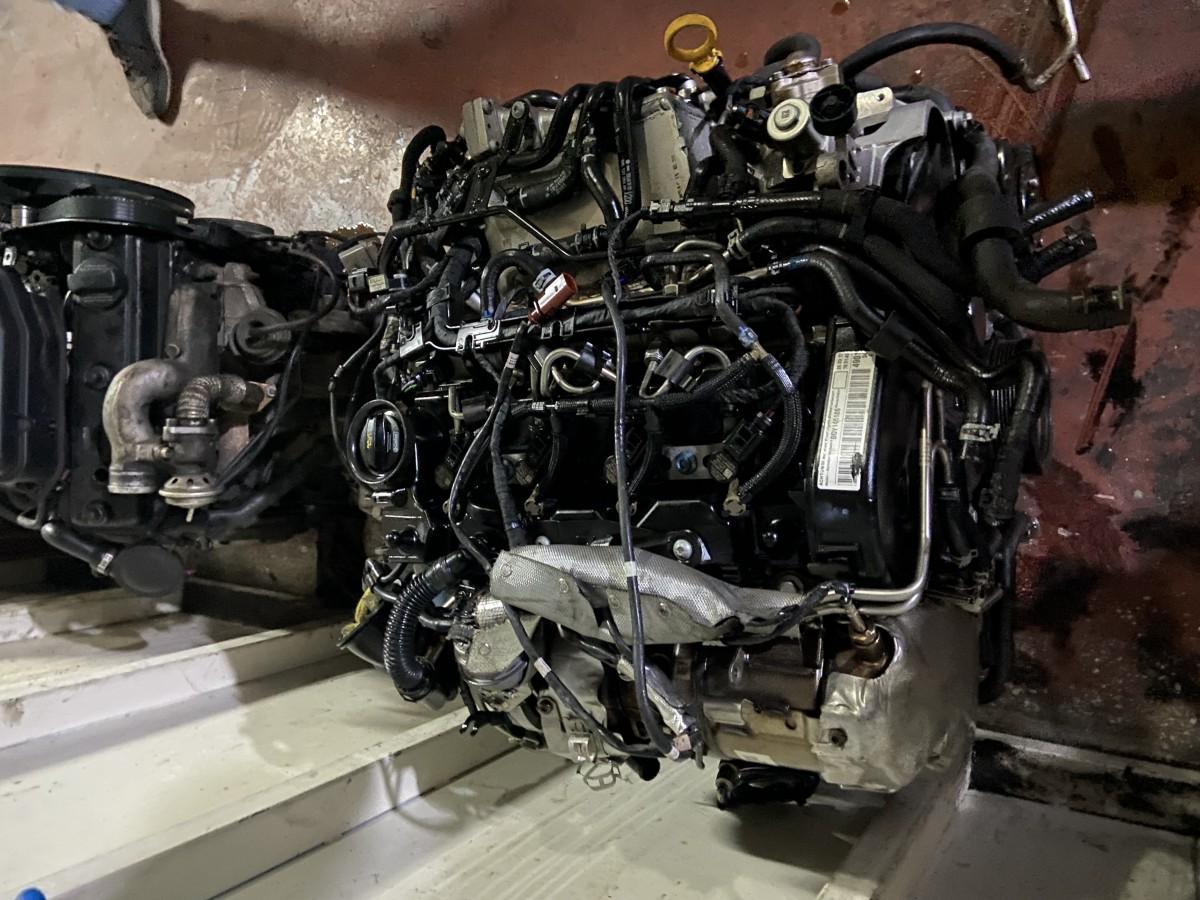 VW 1.6 TDI KOMPLE MOTOR
