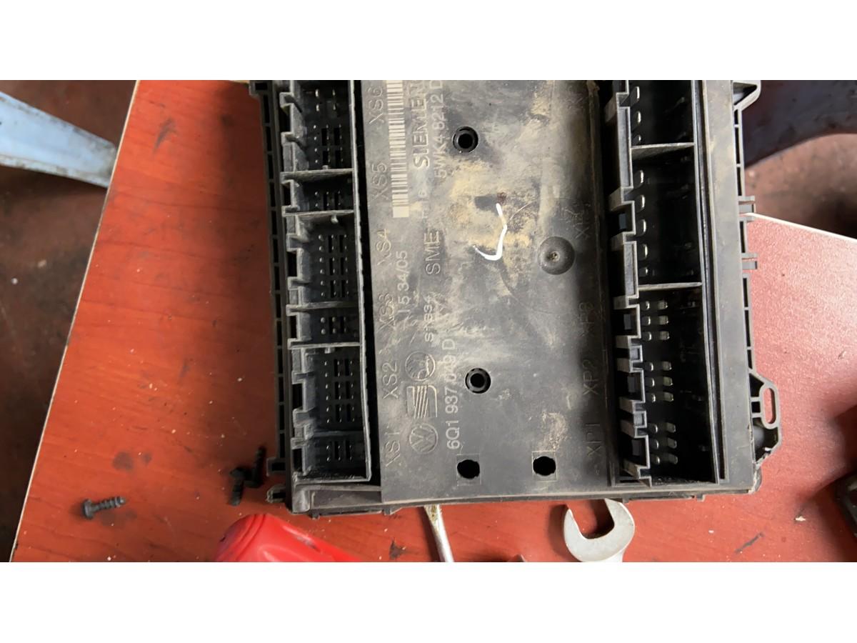 Skoda Fabia SEAT VW POLO Çıkma Konfort Beyini 6Q1 937 049 D