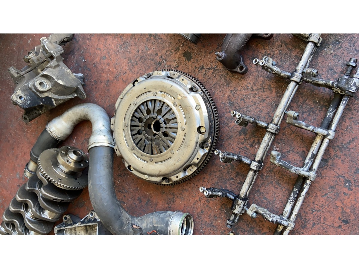 VW transporter t5 2.5 baskı balata volant