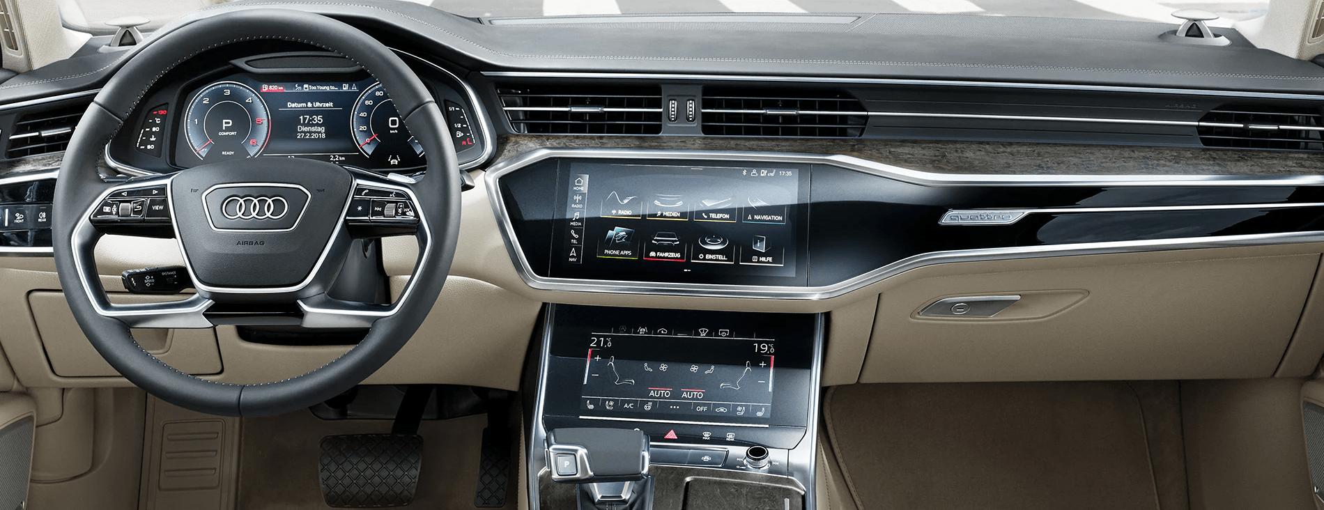 Pusat Audi yedek parça